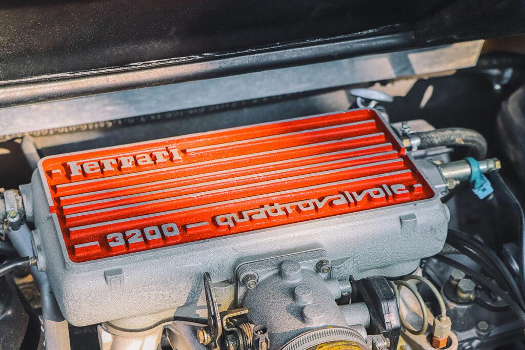 Ferrari 328 GTS motorblok