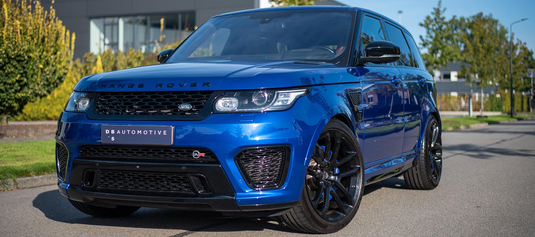 Range Rover occasion