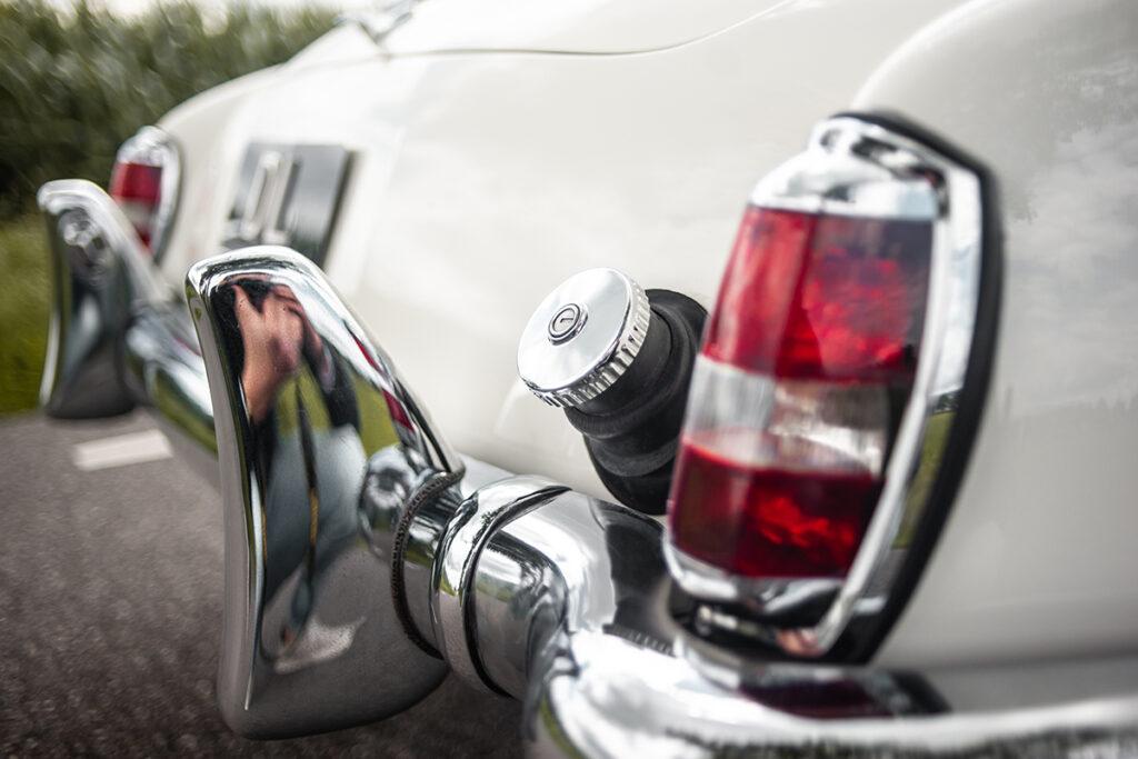 Mercedes-Benz 190 SL W121 1959
